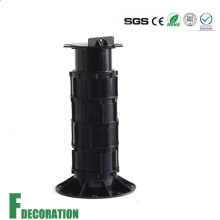 Adjustable Plastic Pedestal by ABS Material