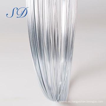 Tipo de bobina Electro Coating Precio de alambre galvanizado por tonelada