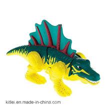 Hotsale Dinosaurio PVC Figura Plástica para Halloween