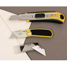 Hand Tools Cutting Utility Knife Auto Reload 8 Blades DIY