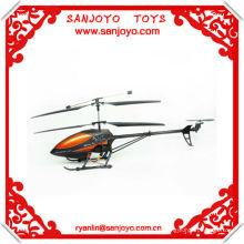 giroscopio actualización versión helicóptero 3.5CH helicóptero rc / LED metal-marco