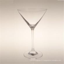 Cliff classique et gracieux sans plomb Cocktail Glass Beblet