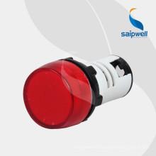 Vente chaude CE Certifié De Haute Qualité Chine Fournisseur AC DC Rouge 24V LED Indicateur de Lumière