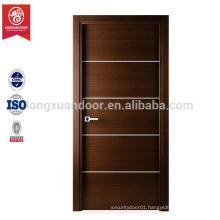 New design door product PVC bathroom door