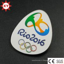 Nouveau pince badge émail 2015 Brésil Rio Olympic Syntheic