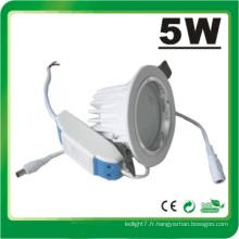 LED Light 5W LED Downlight Ampoule LED