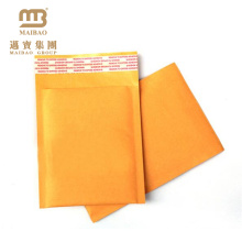 kraft paper outer poly bubble mailer with designs