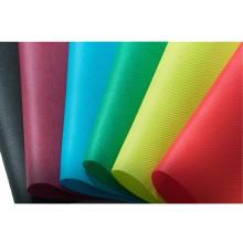 Красочный нетканый материал PP