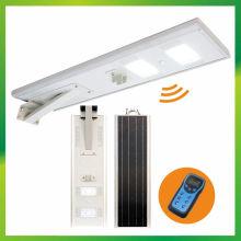 Интегрировать светодиодные лампы солнечного света на улице, с панелью солнечных батарей