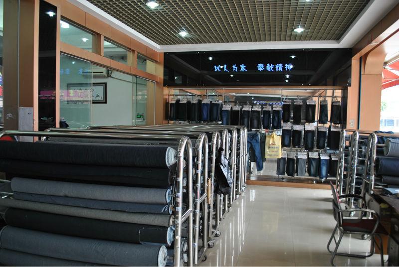 Denim Fabric Jeans