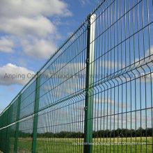 Amazon Ebay′s Choice Mesh 50X200mm Powder Coated Green Mesh Fence (GMF)