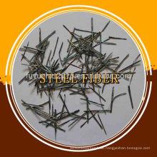 Pflanzenfaser, Pulverbetonstahlfaser, refraktäre Edelstahlfaser