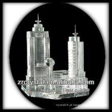 Modelo de construção de cristal maravilhoso H042