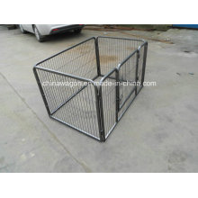 Metal Playpen Animal House Dog Crate Four Side