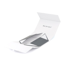Professional custom white folding cardboard Gift box packaging Made in China