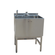 MT Cheap Price 304 Stainless Steel Large Pet Cat/Dog Grooming Bath Tub