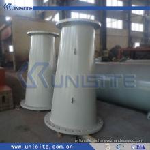 Acero resistente al desgaste grueso para el dragado (USC-7-004)