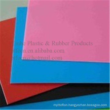 Pure Extruded Eco-friendly Polypropylene PP Plastic Sheet