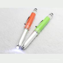 Флэш-ручка Bling, сенсорная лазерная ручка с кристаллом