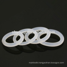 Environmental Medicinal Transparent Silicone O Ring, Rubber O Ring