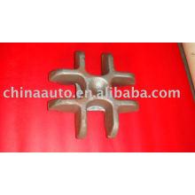 Китай горячая объемная штамповка холодная литых бронзовых деталей