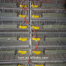 Welded vertical encrypted poultry quail cage electric
