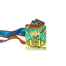 Manufacturer custom high quality metal 3D marathon sport medal custom medals manufacturer
