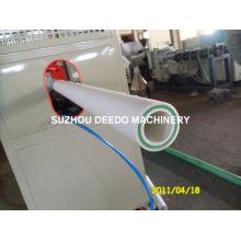 Machine en plastique multi d'extrudeuse de tuyau de couche