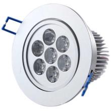 Cool/White/Warm7w LED Ceiling Light COB LED Downlight
