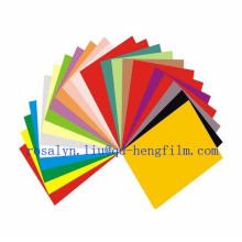 Starre PVC-Folie bedruckt für Card Base