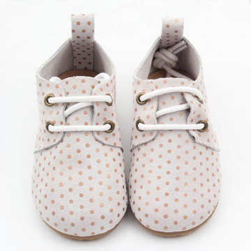 Baby Kinder Fashion Spot Oxford Schuhe