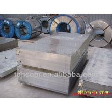 AISI, ASTM, BS, DIN, GB, JIS Verzinkte Stahlspule, Edelstahl, Edelstahlblech, verzinktes Stahlblech