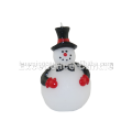 Snow Man Shape Light Led Led Nến