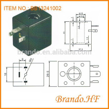 Hole Diameter 13mm Pneumatic DC 12v Solenoid Coil
