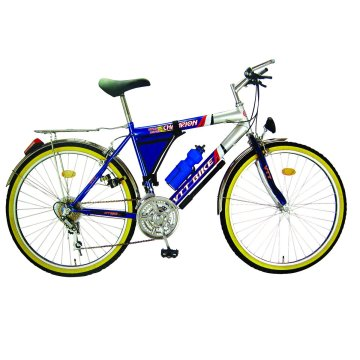 18 Speed MTB City Bike Without Suspension