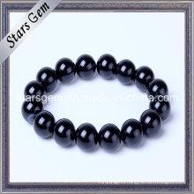 Good Quality Black Agate Bracelet for Jewelry