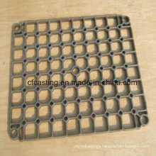 Heat Resistant and Wear Resistant Steel Tray for Furnace