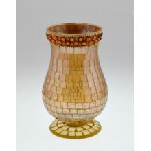 Новый дизайн Mosaic Glass Candle Holder