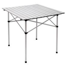 Aleación de aluminio que rueda la tabla que acampa para el uso al aire libre y casero (CL2A-AT03)