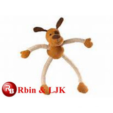 new plush dog toy with long legs