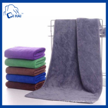 Microfiber Terry Towel Bath Towel (QHM55439)