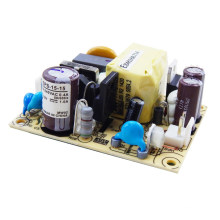 MEAN WELL 15v 1a power supply open frame EPS-15-15