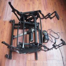 Piezas de muebles silla