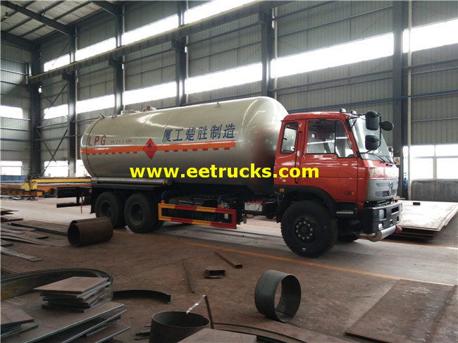 25800L Propane Transport Trucks