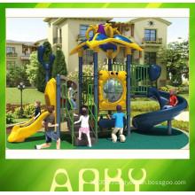 2015 enfants usés petit équipement de terrain de jeux en plein air coloré
