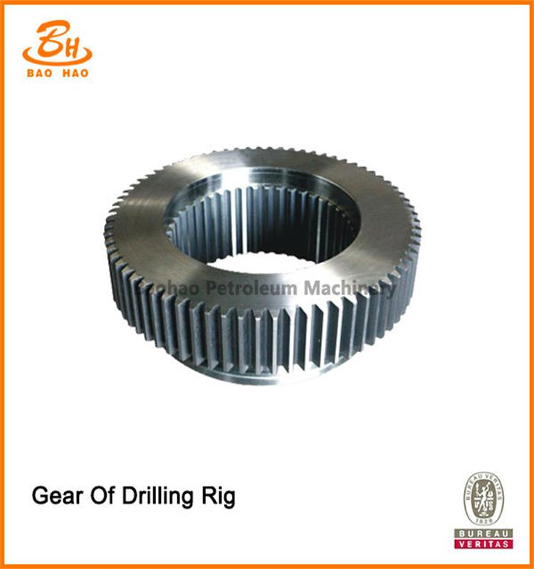 Gear Of Drilling Rig