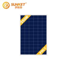 Panneau solaire poly 250W