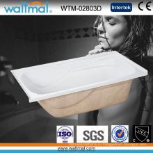 Дешевые высокое качество 3 Альковом, встроенная Ванна