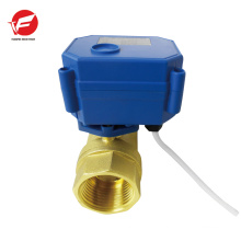 Generally used hot sale irrigation control valve for Solar thermal