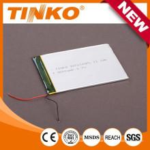 Tinko litio polímero 3.7V móvil